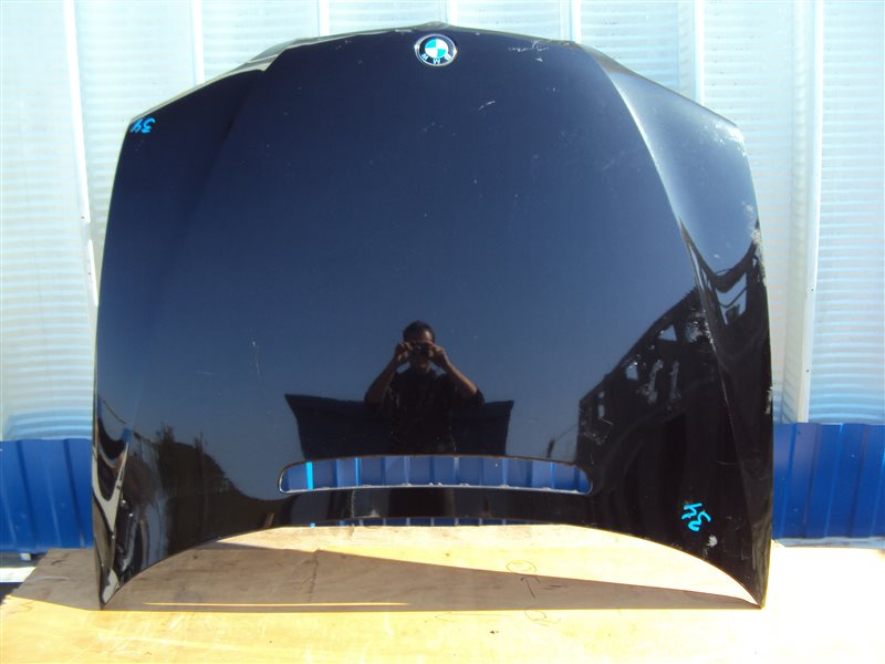 Капот Bmw 3-Series E46 226S1 M54 2002 передний