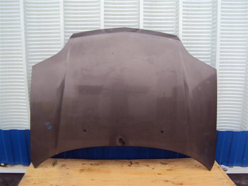 Капот Nissan X-Trail T30 QR20 2006