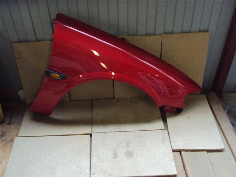 Крыло Opel Vectra B XH201 C20CEL 2000 переднее правое