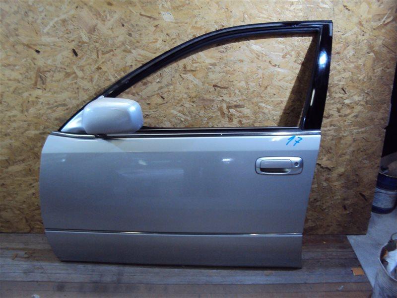 Дверь Toyota Aristo JSZ161 2JZ-GTE передняя левая