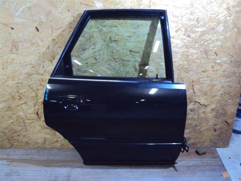 Дверь Audi 80/90 B4 ABK 1994 задняя правая
