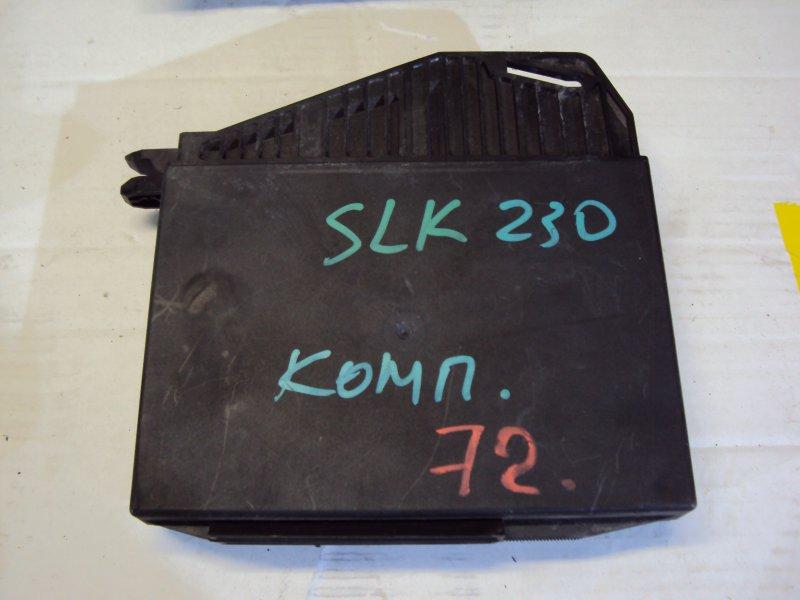 Эбу Mercedes-Benz Slk R170 111.973 1999