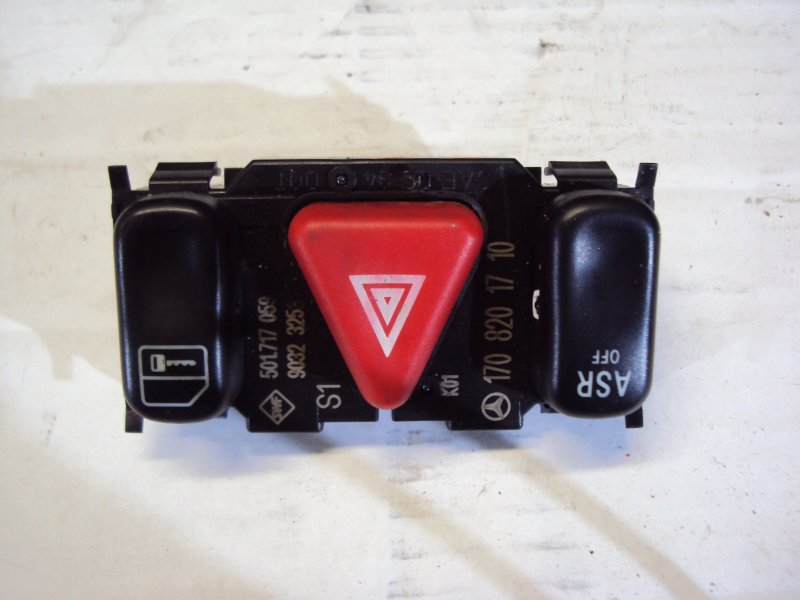 Блок кнопок Mercedes-Benz Slk R170 111.973 1999