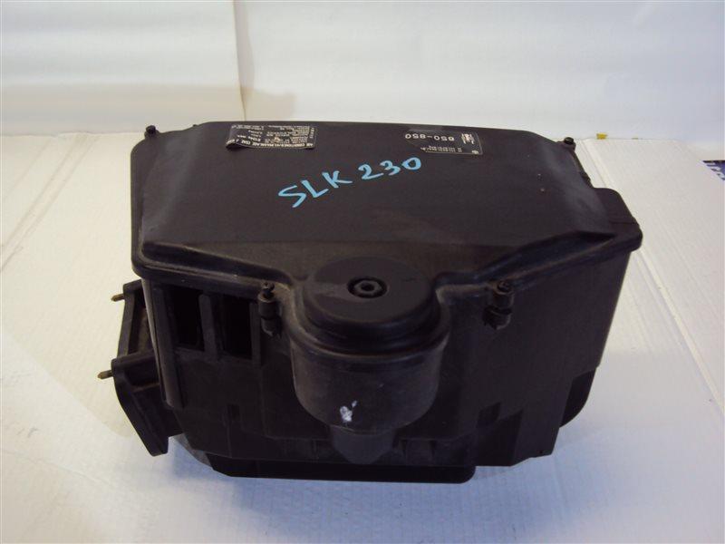Корпус предохранителей Mercedes-Benz Slk R170 111.973 1999