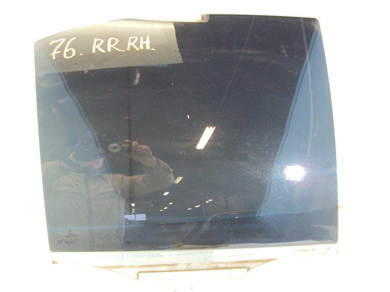 Стекло двери задней Mercedes-Benz E W210 112.941 1999 заднее левое