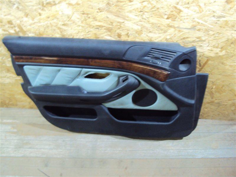 Обшивка Bmw 5-Series E39 306S3 M54 2002 передняя левая