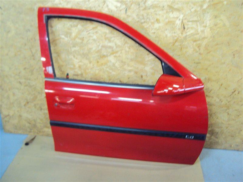 Дверь Opel Vectra B XH201 C20CEL 2000 передняя правая
