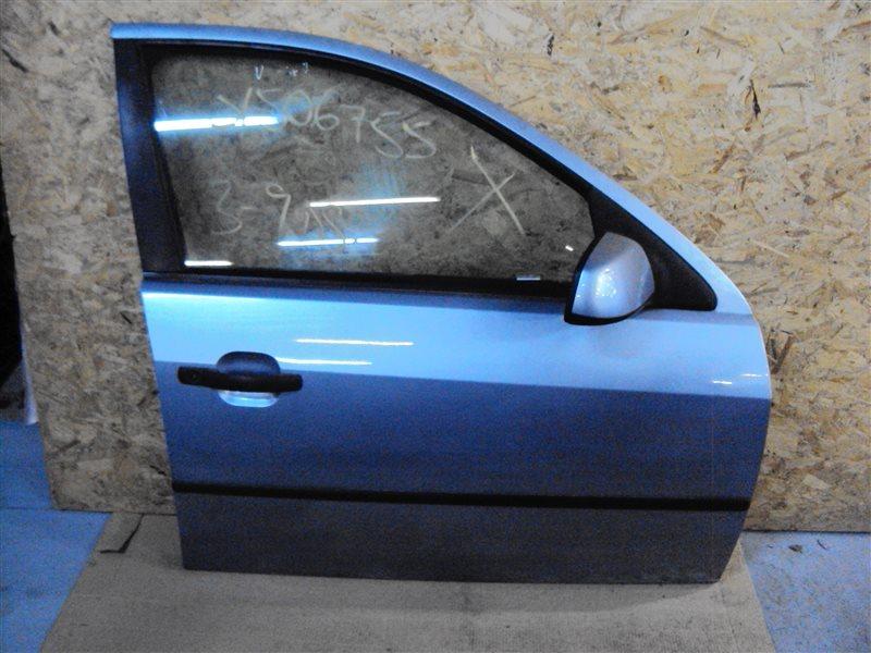 Дверь Ford Mondeo 3 ЛИФТБЭК 2004 передняя правая