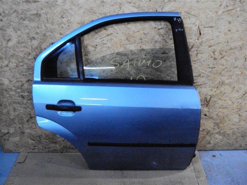 Дверь Ford Mondeo 3 ЛИФТБЭК 2004 задняя правая