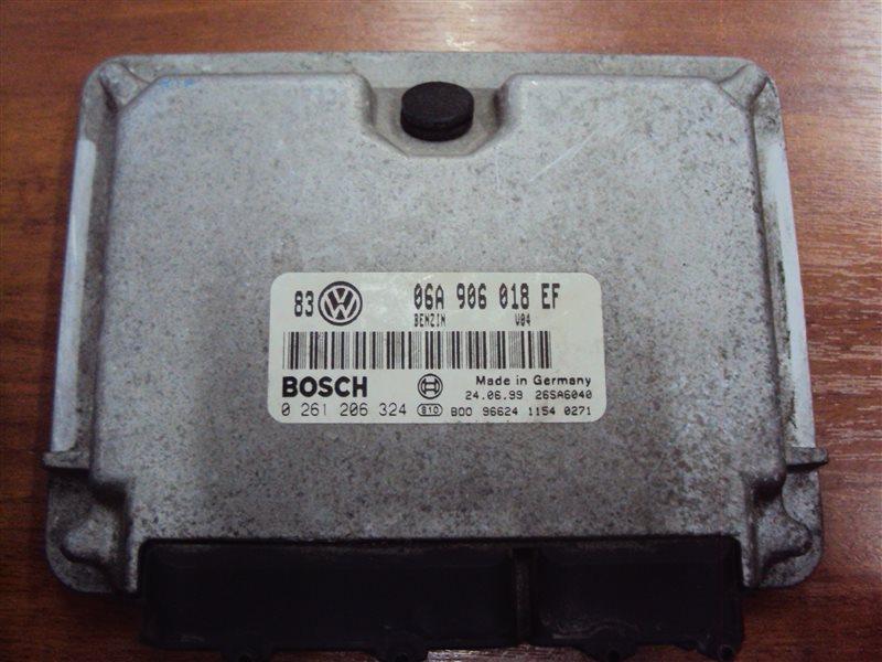 Блок управления двигателем Volkswagen Bora 1JBDEF APK 2003