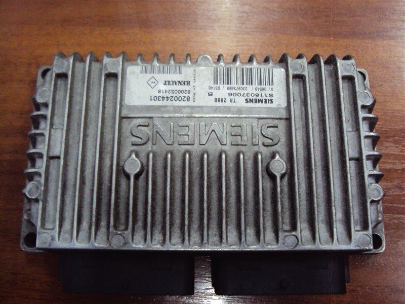 Блок управления акпп Renault Kangoo KC0A / KC0K / KC0F / KC01 K4MB 2003