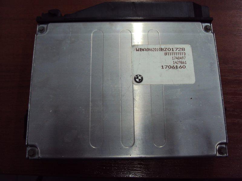 Блок управления двигателем Bmw 5-Series E39 206S3 M52 1998