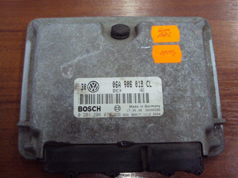 Блок управления двигателем Volkswagen Golf 4 1JAPK AGN 1999