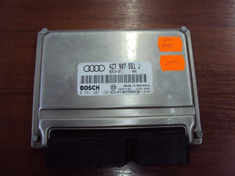 Блок управления двигателем Audi Allroad C5 ARE 1999