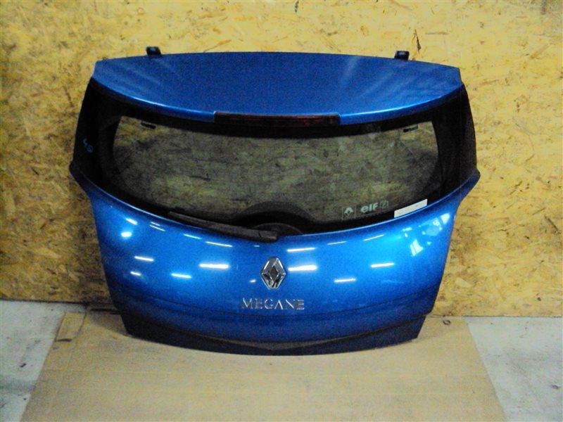 Крышка багажника Renault Megan BM F4R 1771 2006