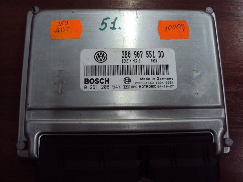 Блок управления двигателем Volkswagen Passat B5+ AMX 2005