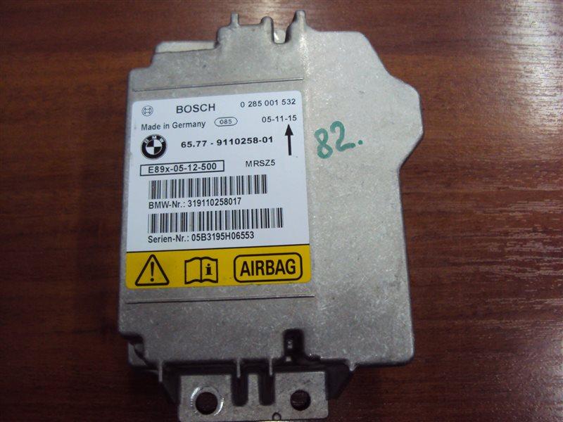 Блок управления аирбаг Bmw 3-Series E90 N52B25A 2005
