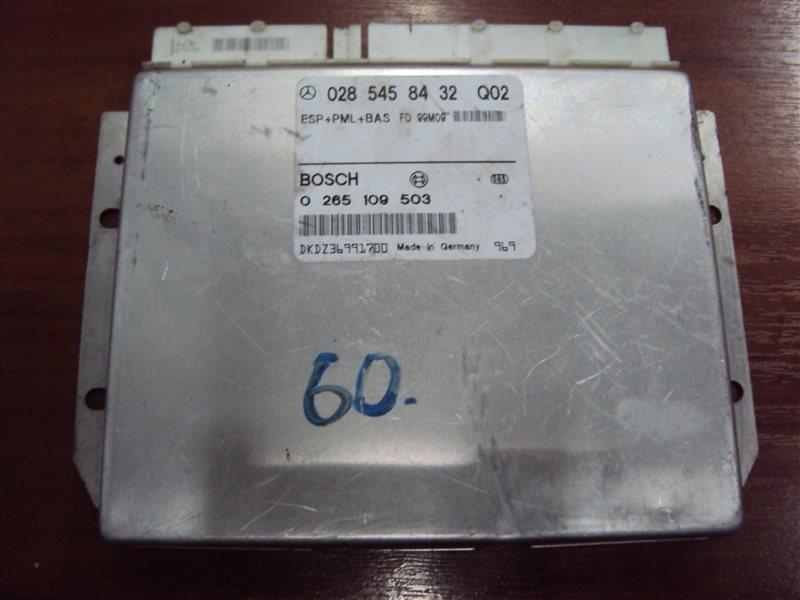 Блок управления esp Mercedes-Benz S W220 113.960 1999