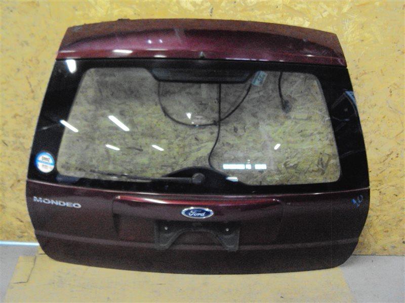 Крышка багажника Ford Mondeo 3 УНИВЕРСАЛ CJBB 2002 задняя