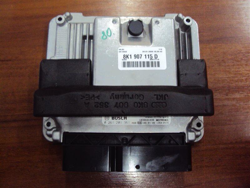 Блок управления двигателем Audi A4 B8 CDHB 2008