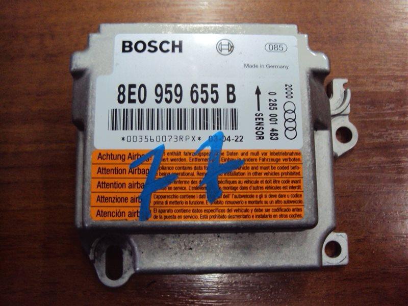 Блок управления аирбаг Audi A4 B6 AMB 2003