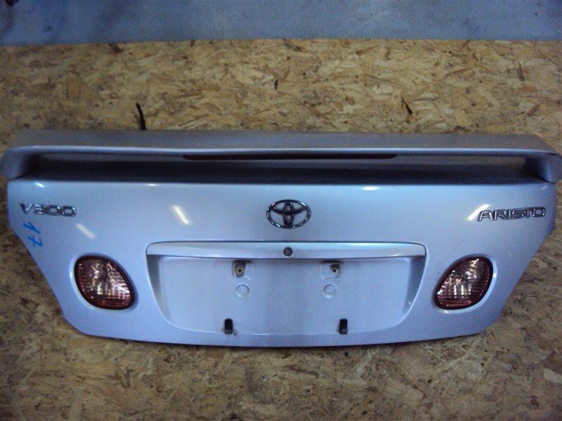 Крышка багажника Toyota Aristo JSZ161 2JZ-GTE задняя