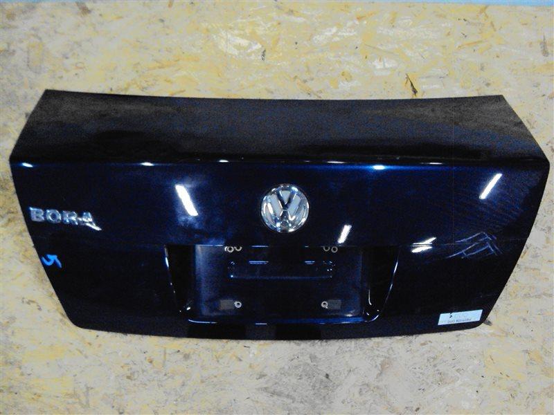 Крышка багажника Volkswagen Bora 1JBDEF APK 2003 задняя