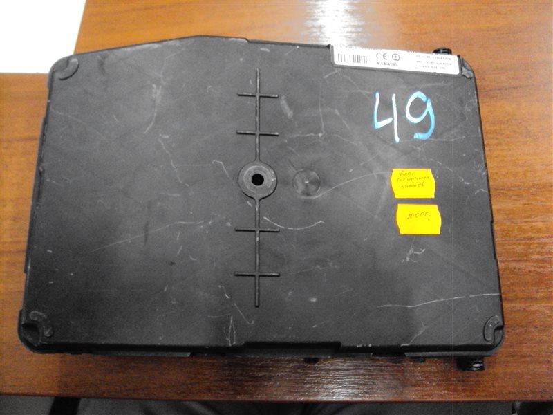 Блок управления центральным замком Renault Megan BM F4R 1771 2006