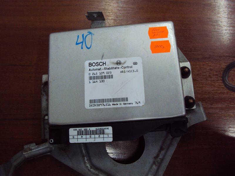Блок управления abs Bmw 5-Series E39 206S3 M52 1998