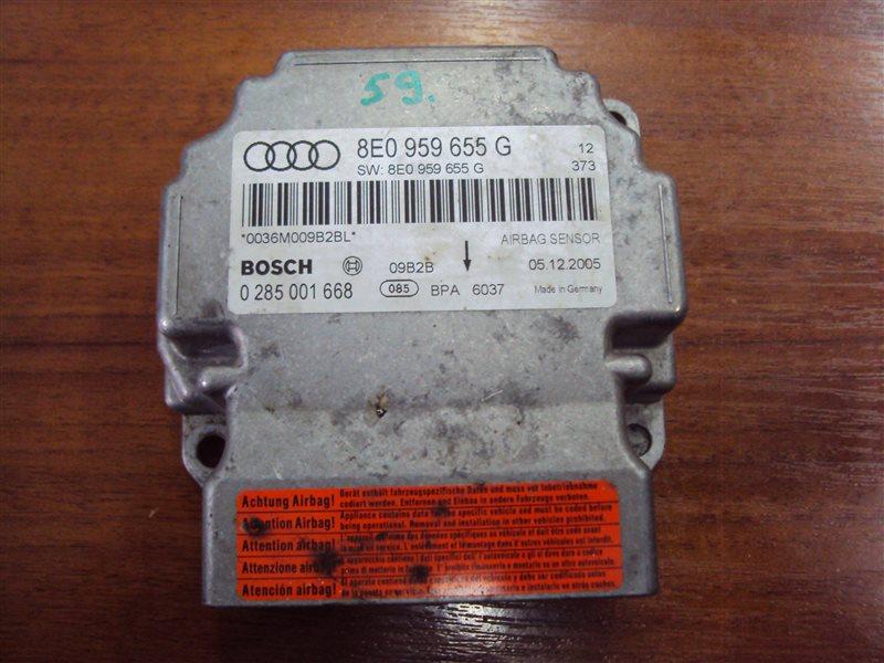 Блок управления аирбаг Audi A4 B7 BPW 2006