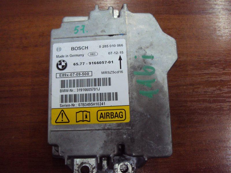 Блок управления аирбаг Bmw 1-Series E87 N45B16A 2008