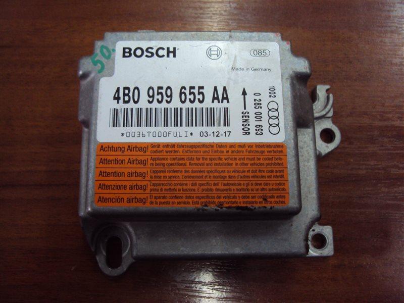 Блок управления аирбаг Audi A6 C5 ASN 2003