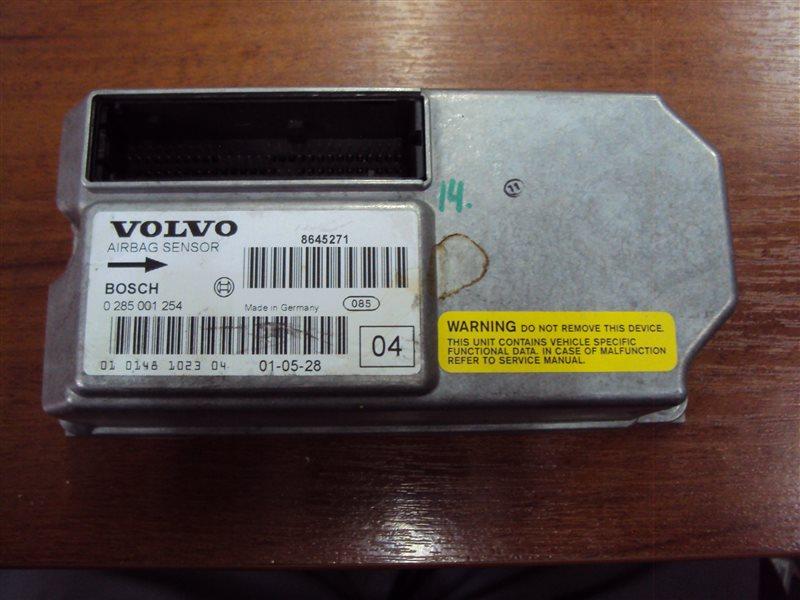 Блок управления аирбаг Volvo V70 SB5244W B544S 2001
