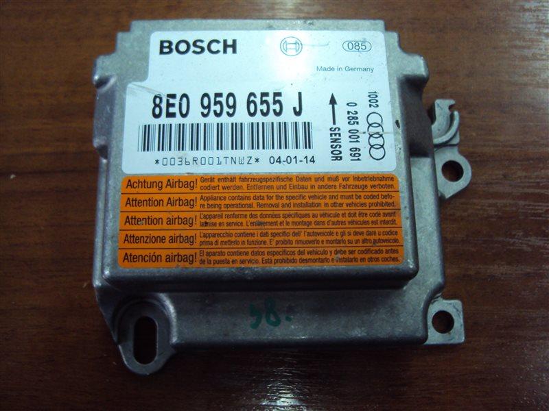 Блок управления аирбаг Audi A4 B6 ALT 2003