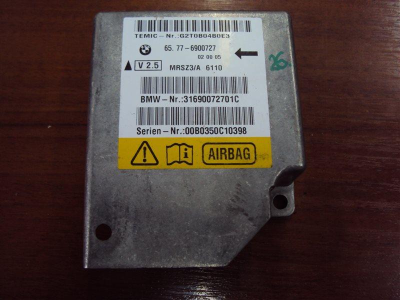 Блок управления аирбаг Bmw 5-Series E39 256S4 M52 2000