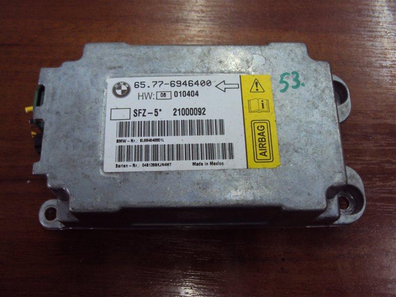 Блок управления аирбаг Bmw 5-Series E61 256S5 2004