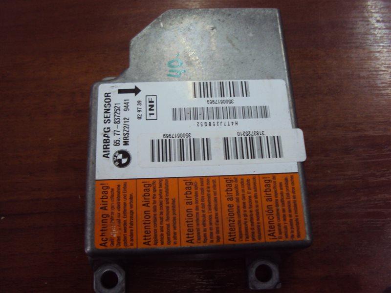 Блок управления аирбаг Bmw 5-Series E39 206S3 M52 1998