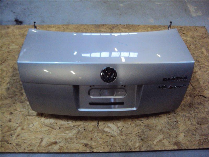 Крышка багажника Volkswagen Passat B5+ задняя