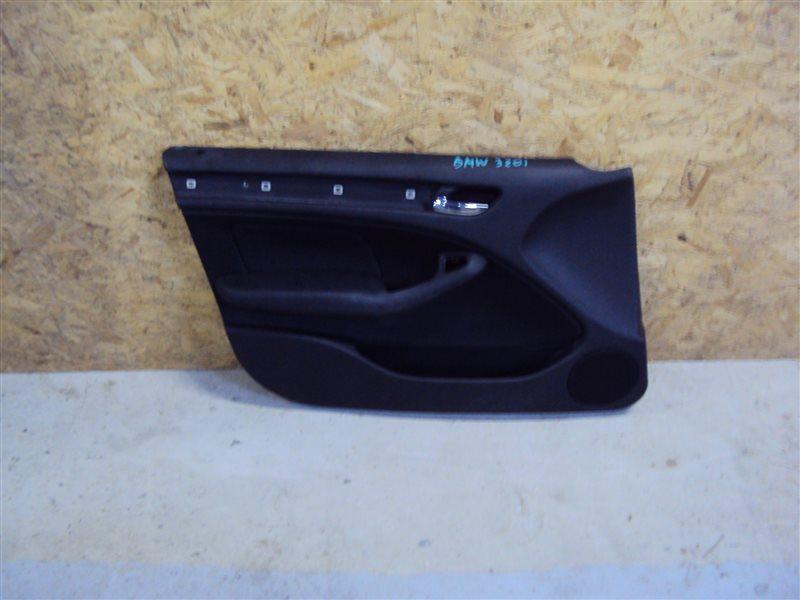 Обшивка Bmw 3-Series E46 2002 передняя левая
