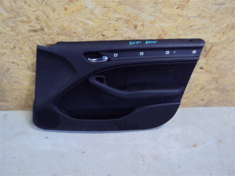 Обшивка Bmw 3-Series E46 2002 передняя правая