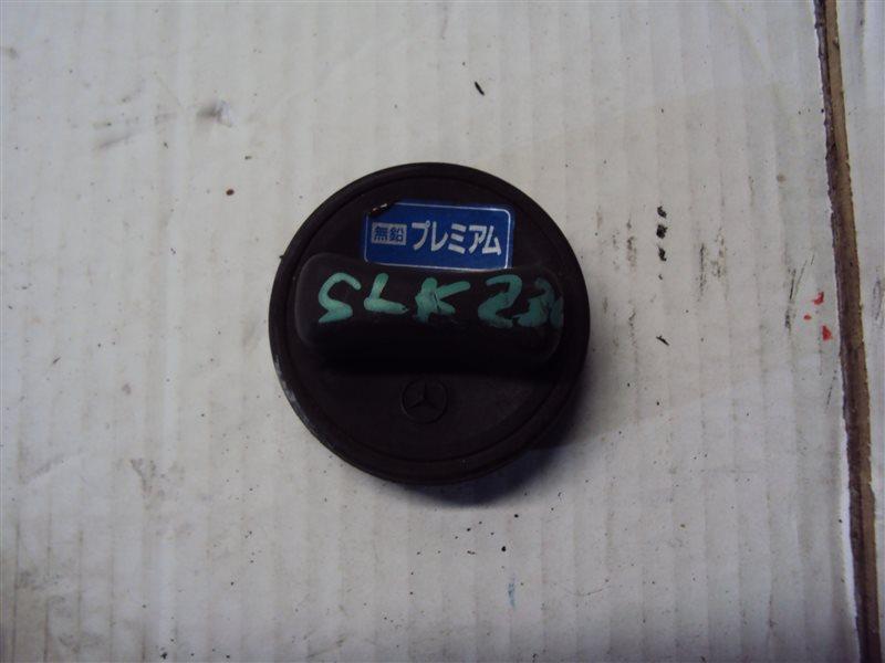 Крышка бензобака Mercedes-Benz Slk R170 111.973 1999