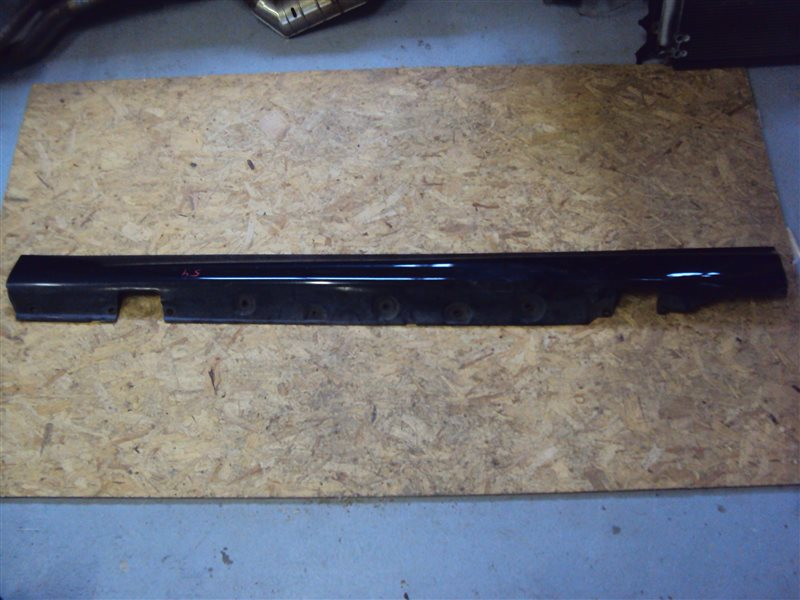 Накладка на порог Bmw 3-Series E46 N42B20AB 2003 левая