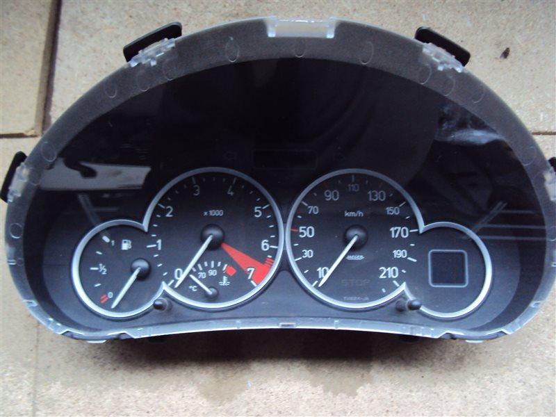 Щиток приборов Peugeot 206 2EKNFU NFU10FX7PPSA 2005