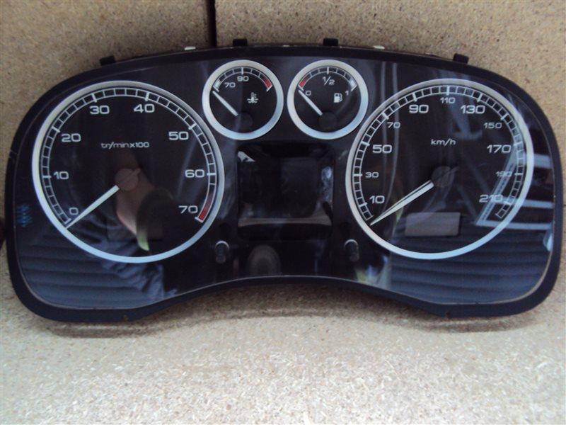 Щиток приборов Peugeot 307 3EHRFJ NFU10FX5PPSA 2005