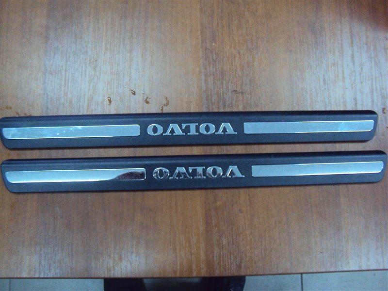 Накладка на порог Volvo Xc90 CB5254AW B5254T2 2006