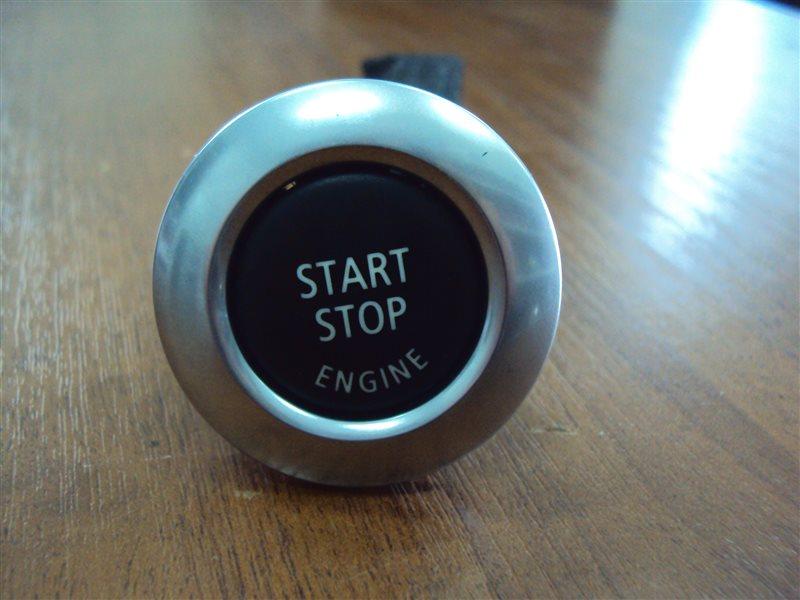 Кнопка запуска/остановки двигателя Bmw 1-Series E87 N46B20B