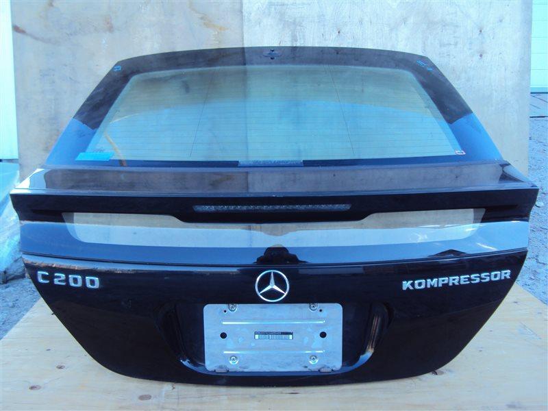 Крышка багажника Mercedes-Benz Cl W203 COMPACT задняя