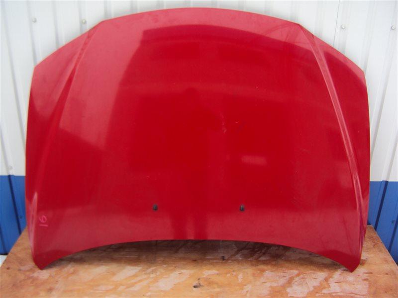 Капот Mazda 6 GG L3WE 2002