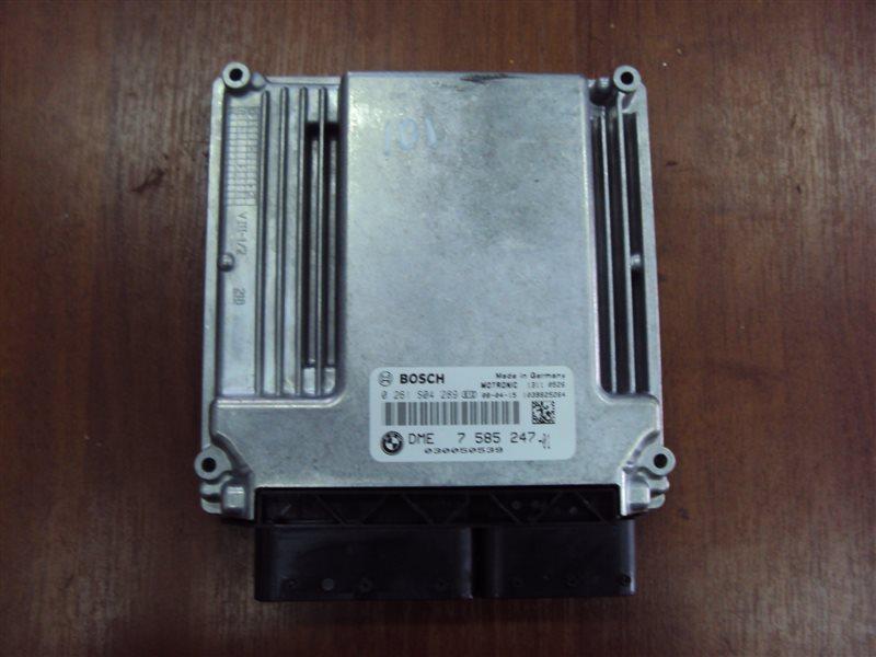 Блок управления двигателем Bmw 1-Series E87 N46B20B