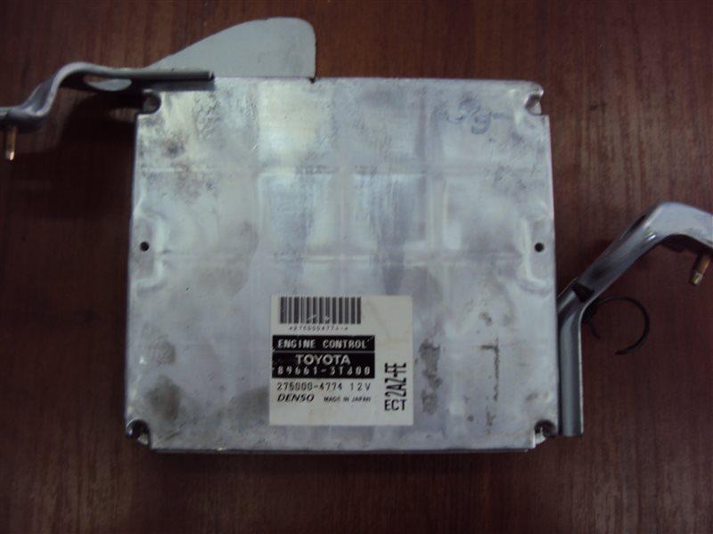Блок управления двигателем Toyota Camry ACV30 2AZ-FE 2005